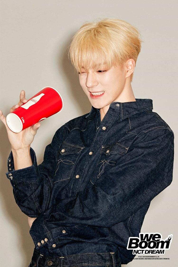 [JENO_Image 2] NCT DREAM The 3rd Mini Album 'We Boom'