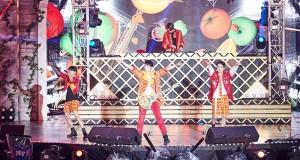 SHINee, LUNA และ AMBER f(x) พร้อมด้วยดีเจระดับโลก  ระเบิดความมันส์ในเทศกาลดนตรีสุดยิ่งใหญ่ 'SPECTRUM DANCE MUSIC FESTIVAL'