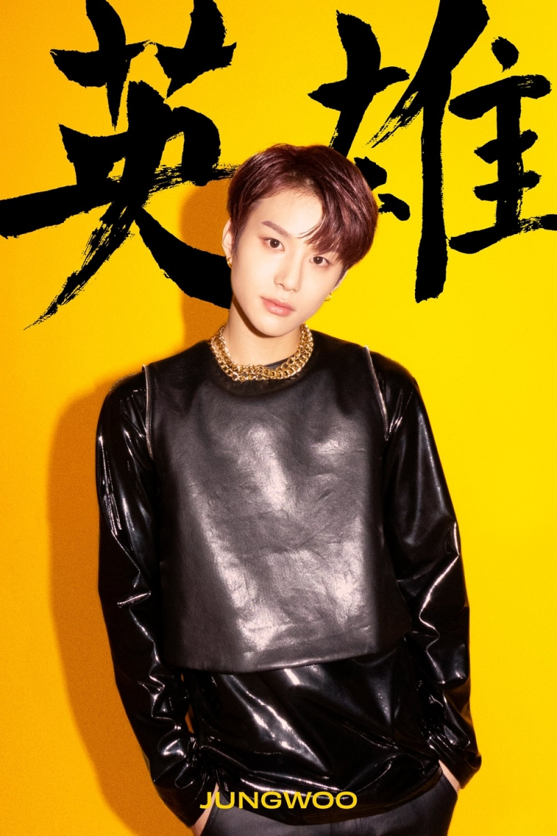 [JUNGWOO_Teaser Image 2] NCT 127 The 2nd Album