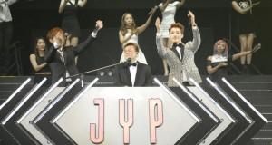 """""""โฟร์โนล็อค"""" สร้างปรากฏการณ์ สุดยอดคอนเสิร์ตยิ่งใหญ่ส่งท้ายปี!! """"JYP NATION in BANGKOK 2014 <ONE MIC>"""""""