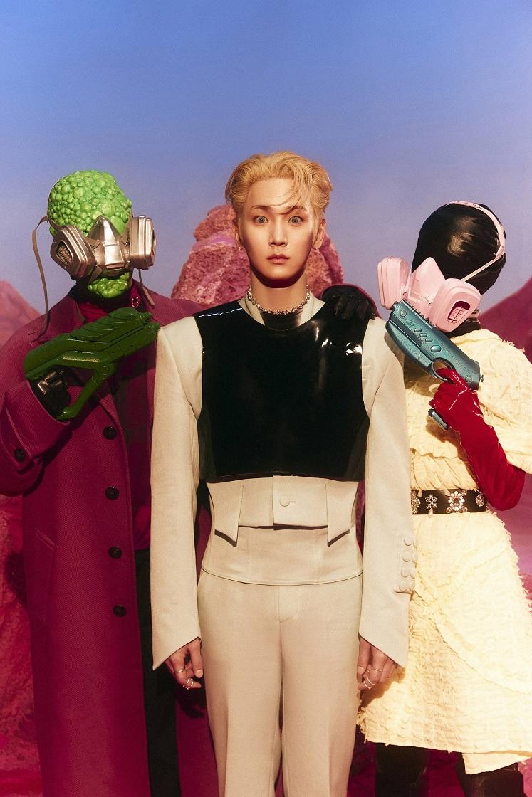 [KEY] The 1st Mini Album 'BAD LOVE' Image 3