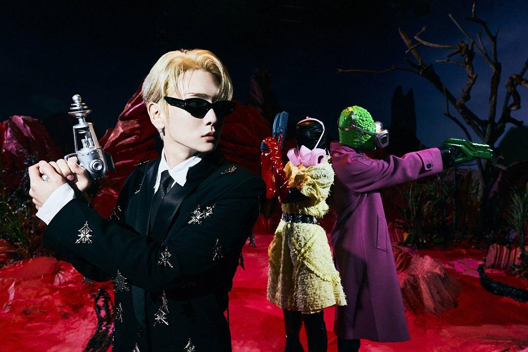 [KEY] The 1st Mini Album 'BAD LOVE' Image 5