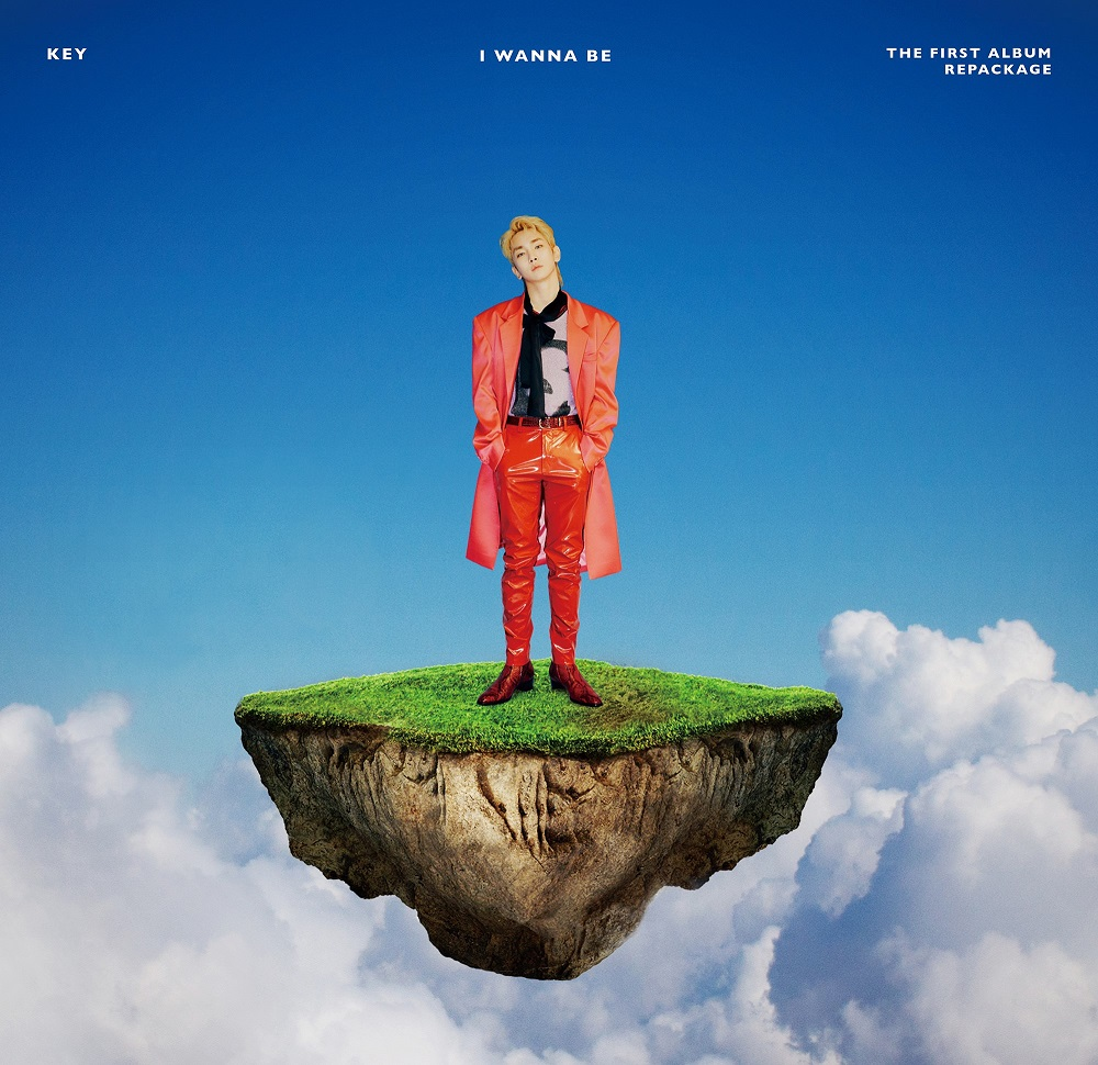 [KEY] The 1st Repackage Album 'I Wanna Be'_Teaser Image 1