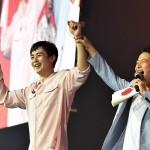 'โฟร์โนล็อค' เอาใจ 'ฮอตเทส' แบบเต็มที่ ในงาน NICHKHUN (of 2PM) 1st Asia Fanmeeting Tour  <Khunvitation> in Bangkok