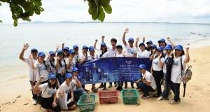 """โคเซ่ (Kose')  จัดโครงการ """"Save The Blue Project""""  เพื่อส่งเสริมอนุรักษ์ สิ่งแวดล้อมทางทะเล"""