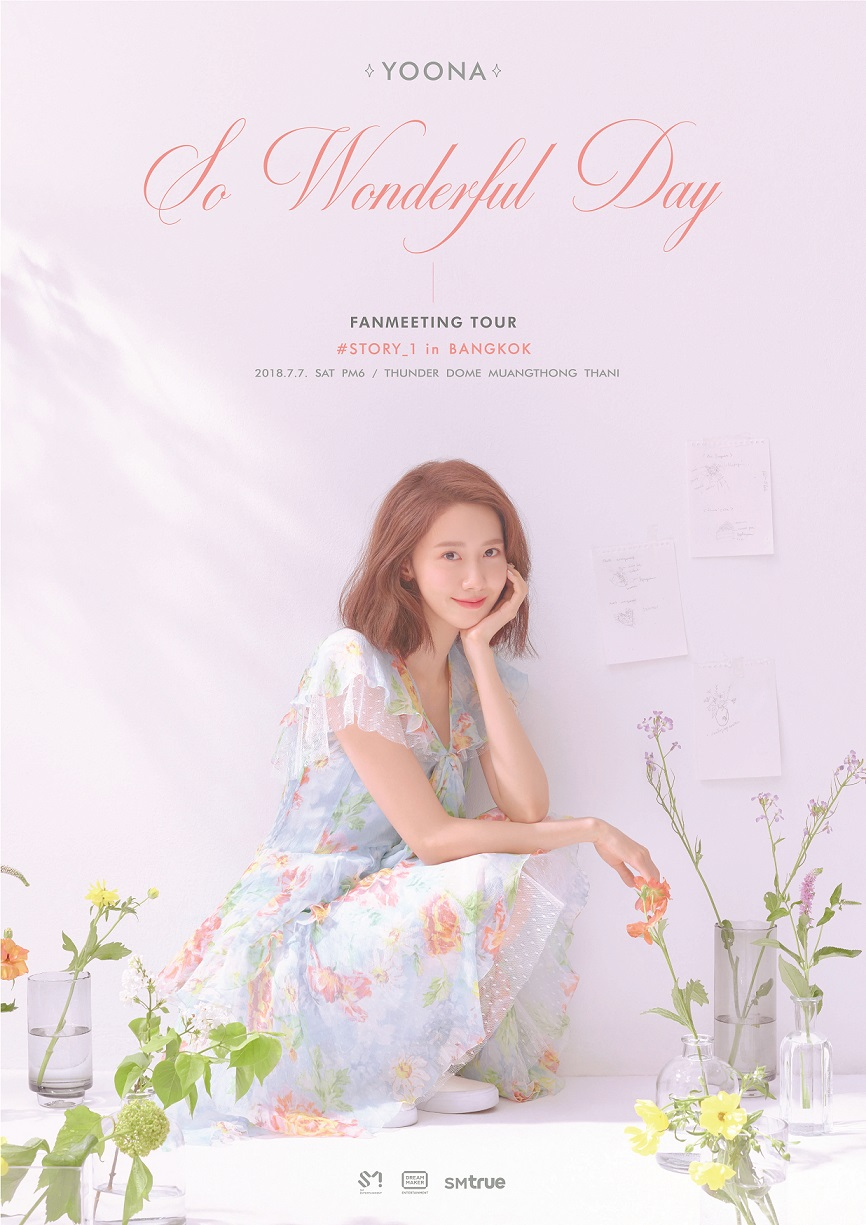 [Key Visual] YOONA FANMEETING TOUR, So Wonderful Day #Story_1 in BANGKOK