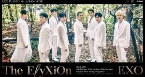"""SM True ส่งคำเชิญสู่สรวงสวรรค์ของราชาแห่งเค-ป๊อบ 'EXO'  ในคอนเสิร์ต """"EXO PLANET #4 – The EℓyXiOn – in BANGKOK"""" 3 รอบการแสดง 16,17,18 มีนาคมนี้!"""