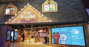 เปิดแล้ว! LINE VILLAGE Store สาขาแรกของเมืองไทย พร้อมเดินหน้าเปิด LINE VILLAGE BANGKOK ปลายปีนี้!