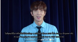 อีจุนกิ ส่งคลิปทักทาย ชวนแฟนๆ มาสร้างเวลาที่แสนสนุกร่วมกันใน #LeeJoongiDELIGHTinBKK 3 มี.ค.นี้