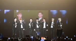 """ที่สุดของความฮอต!! """"MONSTA X THE FIRST WORLD TOUR BEAUTIFUL IN BANGKOK"""" ระเบิดความมันส์ประเดิมเวิลด์ทัวร์เต็มรูปแบบครั้งแรกในไทย"""
