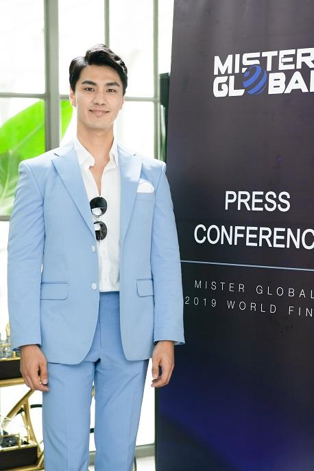 Mister Global Korea 2019 (Jong Woo Kim)