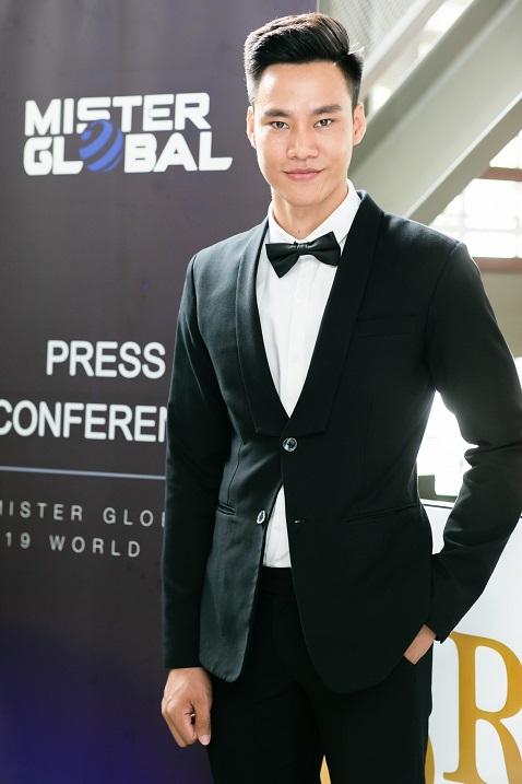 Mister Global Vietnam 2019 (Nguyễn Hùng Cường)