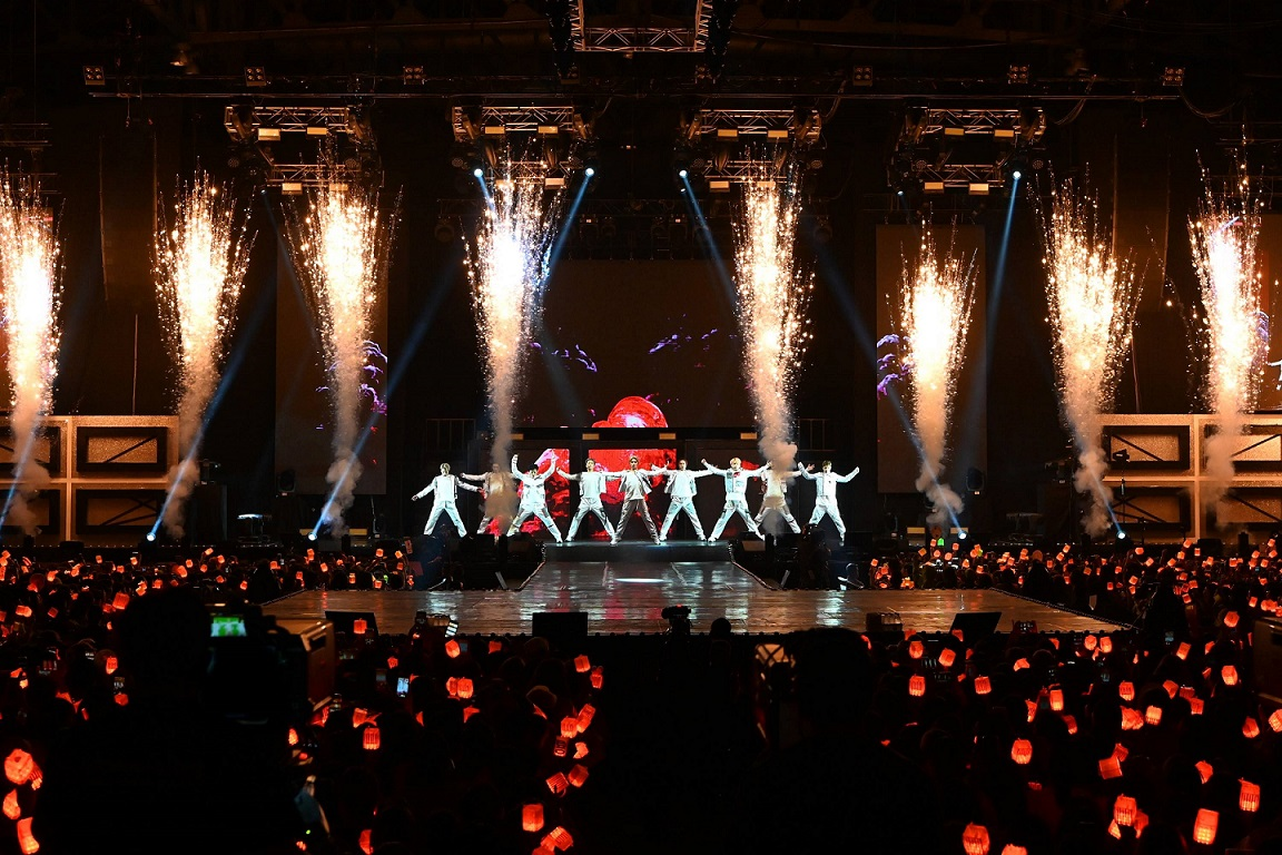 [NCT 127_Image 3] NCT 127 WORLD TOUR 'NEO CITY  BANGKOK– The Origin'