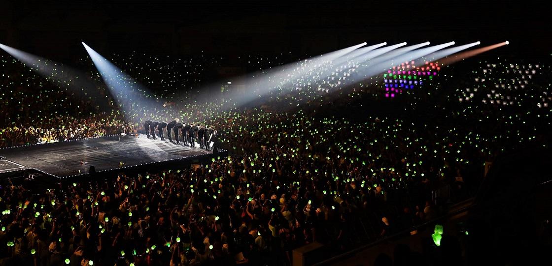 [NCT 127_Image 4] NCT 127 WORLD TOUR 'NEO CITY  BANGKOK– The Origin'