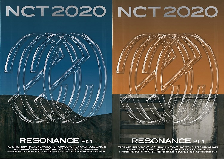 'NCT 2020 RESONANCE Pt. 1' Cover Image