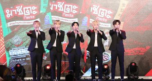"'NCT' ประสบความสำเร็จในไทยอย่างสวยงาม  กับการเปิดตัวในฐานะพรีเซนเตอร์คนใหม่ของ ""มาชิตะ"""