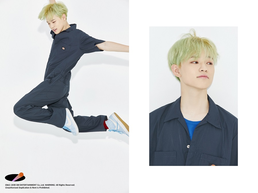 NCT DREAM 'We Go Up' CHENLE