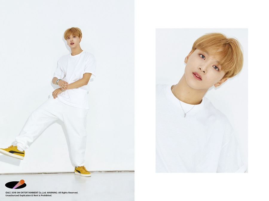 NCT DREAM 'We Go Up' HAECHAN