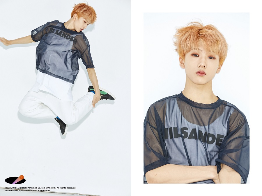 NCT DREAM 'We Go Up' JISUNG