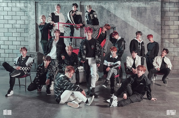 [NCT Group Image 1] NCT 2018