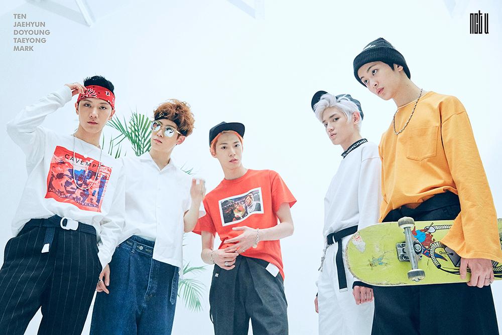 NCT U_The 7th Sense (TEN, TAEYONG, JAEHYUN, MARK, DOYOUNG)