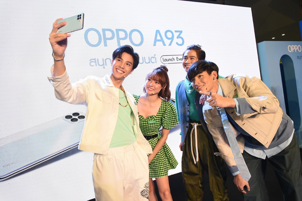 OPPO A93 Launch Event (2)