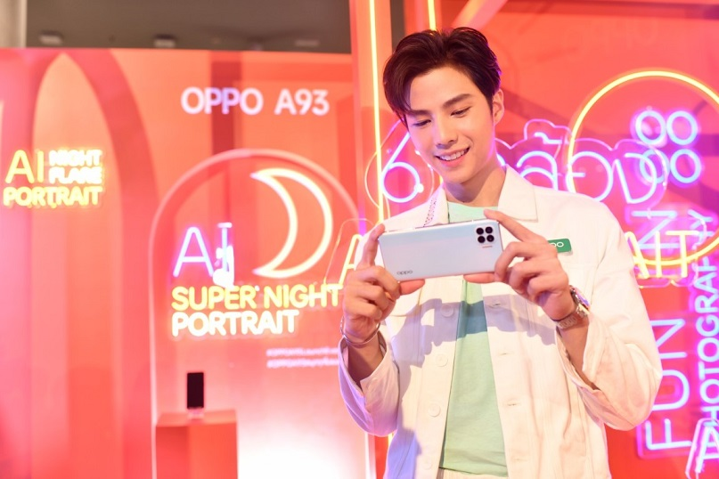 OPPO A93 Launch Event (5)