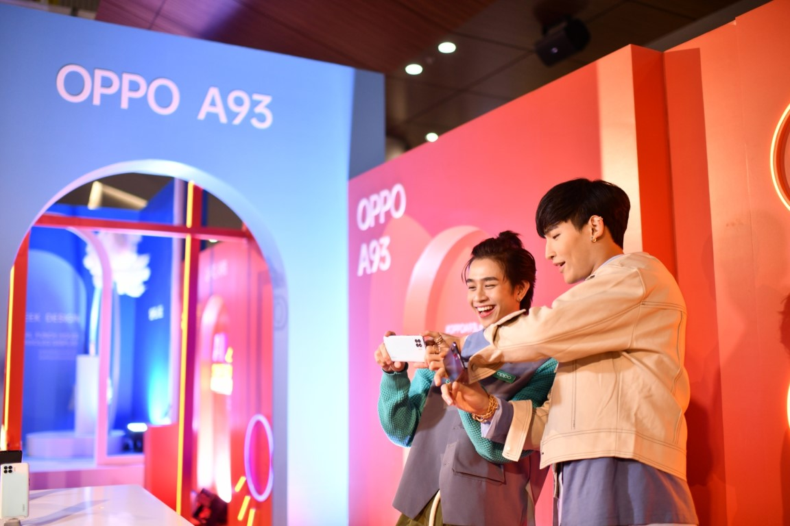 OPPO A93 Launch Event (6)