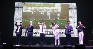 6 หนุ่ม B.A.P. สาดความมันส์สุดพลังกว่า 2 ชั่วโมงเต็มใน  'B.A.P 2018 LIVE [LIMITED] IN BANGKOK'