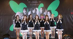 ประมวลภาพและบทสัมภาษณ์งานแถลงข่าว GIRLS' GENERATION 4th TOUR – Phantasia – in BANGKOK