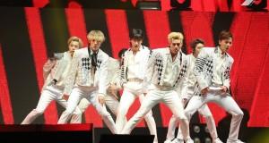 "MONSTA X ใส่สุดพลังใน '2018 MONSTA X WORLD TOUR ""THE CONNECT"" in BANGKOK'  เชื่อมสัญญาณใจมอนเบเบ้ไทย  ย้ำชัด!! ""ฉันหึงนะ อย่านอกใจ"""