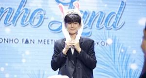 """""""ยูซอนโฮ"""" ลูกเจี๊ยบน้อย โชว์สกิลฮาแบบไม่มีลิมิต เรียกเสียงหัวเราะและรอยยิ้มสุดประทับใจ ในงาน  2018 YOO SEONHO FAN MEETING IN BANGKOK X'Mas Party in Seonho Land  #XMASPARTYINSEONHOLAND"""