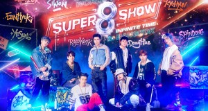 "SUPER JUNIOR พร้อมพาสุดยอดแบรนด์คอนเสิร์ตระดับโลก ""SUPER SHOW"" มาสร้างประวัติศาสตร์ใหม่อีกครั้ง ใน 'SUPER JUNIOR WORLD TOUR – SUPER SHOW 8 : INFINITE TIME' in BANGKOK 23, 24 พฤศจิกายนนี้!  #SS8inBKK"