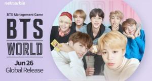 """""""A BRAND NEW DAY"""" เพลง OST ที่สองจาก BTS WORLD พร้อมปล่อย 14 มิถุนายนนี้!"""