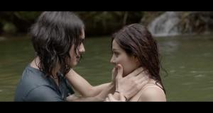 """""""จูน"""" เลิฟซีน """"แน็ค"""" เร่าร้อนกลางน้ำ  เชื่อแฟนคลับเข้าใจไม่เขม่น ในภาพยนตร์ """"WHO…ปิดป่าหลอน"""""""