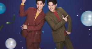 """""""คริส-สิงโต"""" ฟิตหนัก ประกาศพร้อมลุย!!!  แฟนมีตติ้งครั้งแรกในประเทศไทย """"Peraya Party"""" 6-7 กรกฏาคมนี้"""