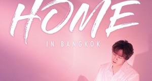 """ ที่ไหนเล่าจะอบอุ่นเท่าบ้านเรา 27 ก.ค.นี้   """"นิชคุณ โซโล่ คอนเสิร์ต 'โฮม' อิน แบงคอก""""  คอนเสิร์ตเดี่ยวครั้งแรกในประเทศไทยของ """"นิชคุณ"""" พร้อมกดบัตร 22 มิ.ย.นี้!!"""