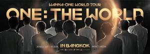 YJPARTNERS จับมือ BEX ประกาศคอนเสิร์ตครั้งประวัติศาสตร์ของไอดอลแห่งยุคที่ทุกคนรอคอย 'Wanna One World Tour <ONE : THE WORLD> in Bangkok'