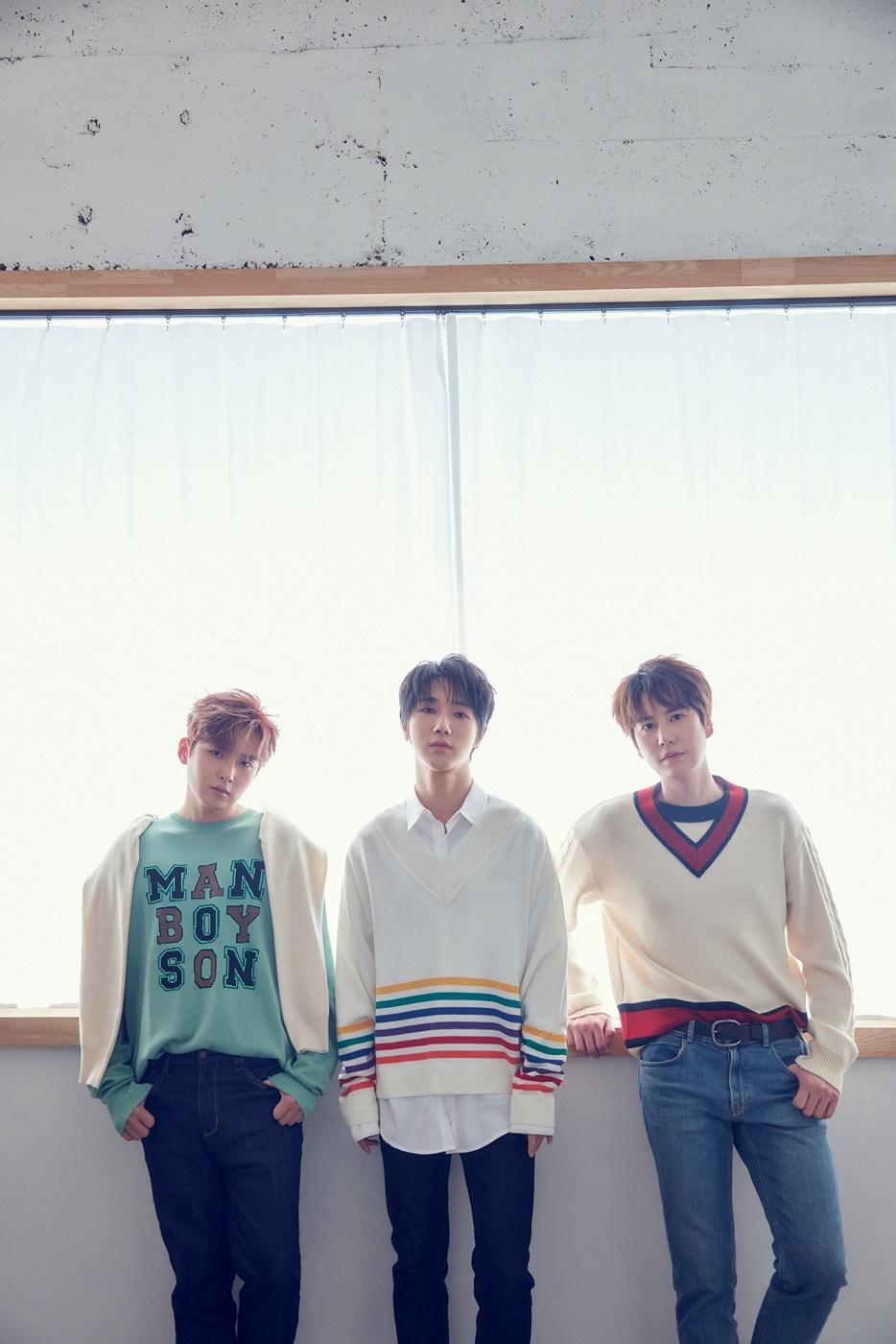 [Pr Image 1] SUPER JUNIOR-K.R.Y. - The 1st Mini Album 'When We Were Us'