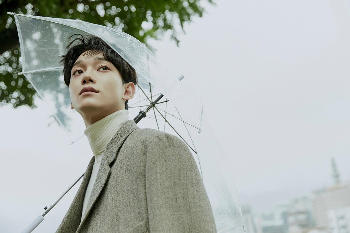 [Pr Image 3] CHEN - The 2nd Mini Album 'Dear my dear'