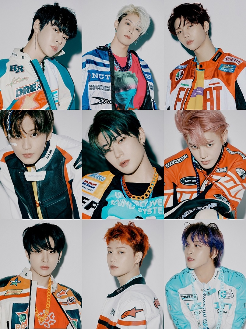 [Pr Image 3] NCT 127 - The 2nd Repackage Album
