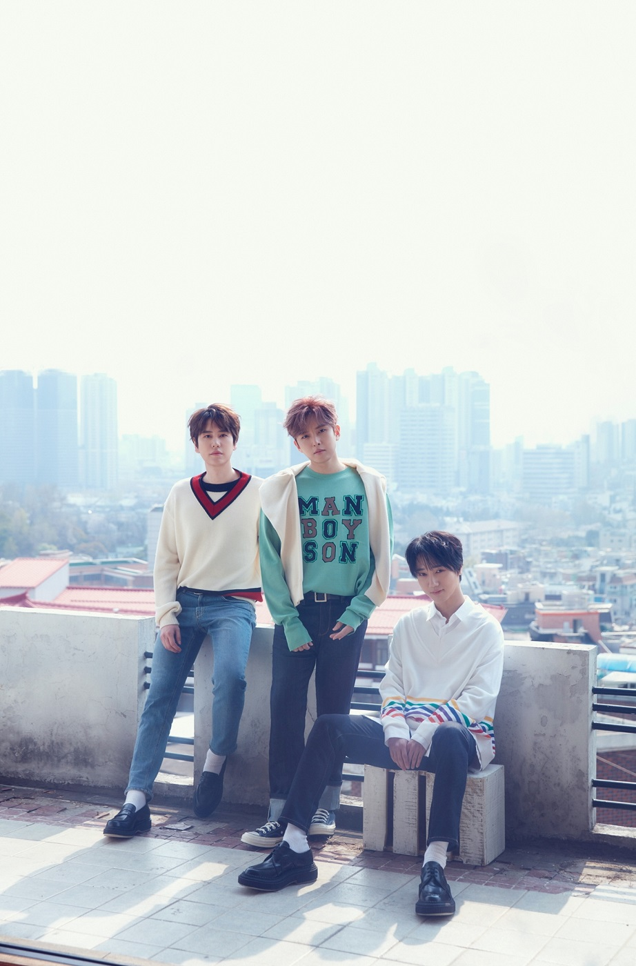 [Pr Image 3] SUPER JUNIOR-K.R.Y. - The 1st Mini Album 'When We Were Us'