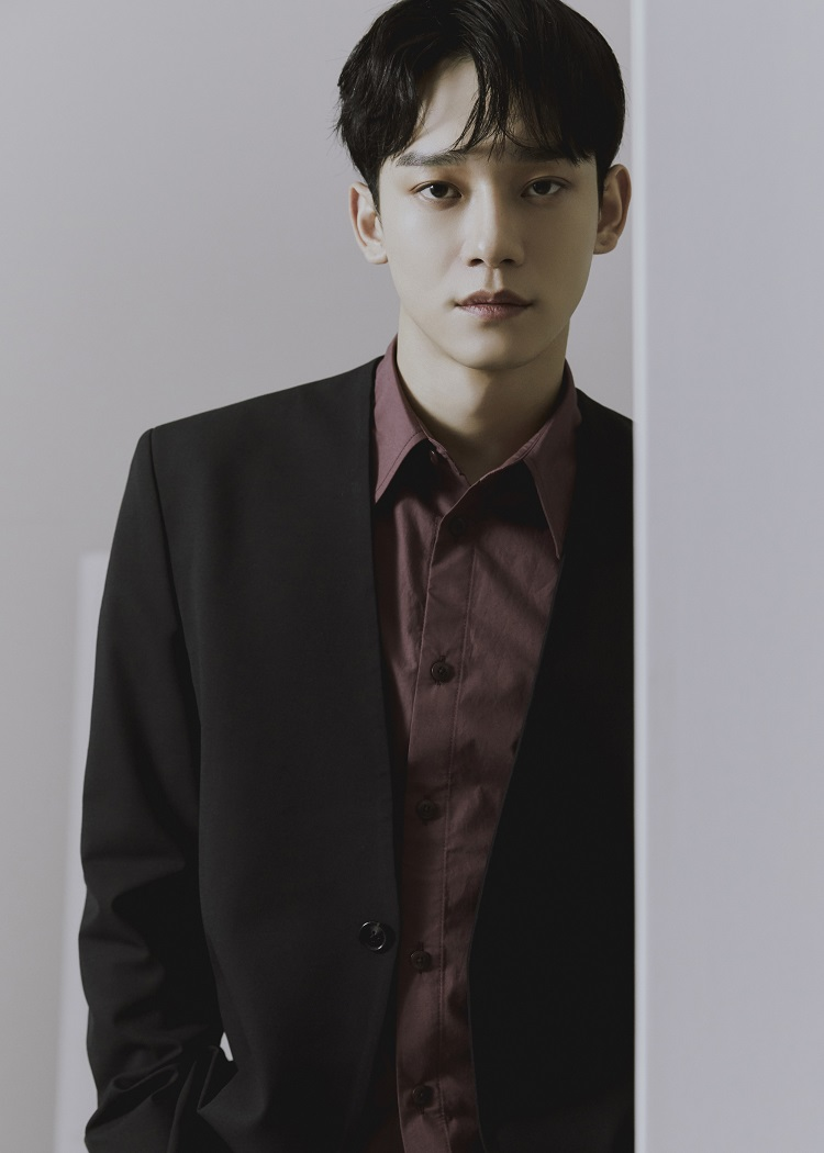 [Pr Image 4] CHEN - The 2nd Mini Album 'Dear my dear'