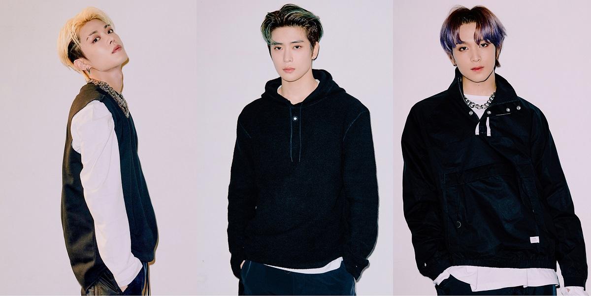 [Pr Image 4] NCT 127 - The 2nd Repackage Album (YUTA, JAEHYUN, HAECHAN)