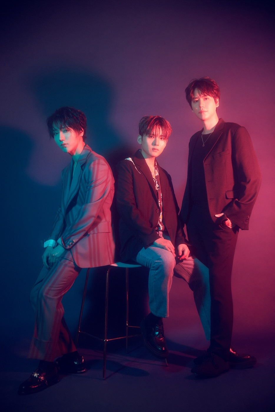 [Pr Image 4] SUPER JUNIOR-K.R.Y. - The 1st Mini Album 'When We Were Us'