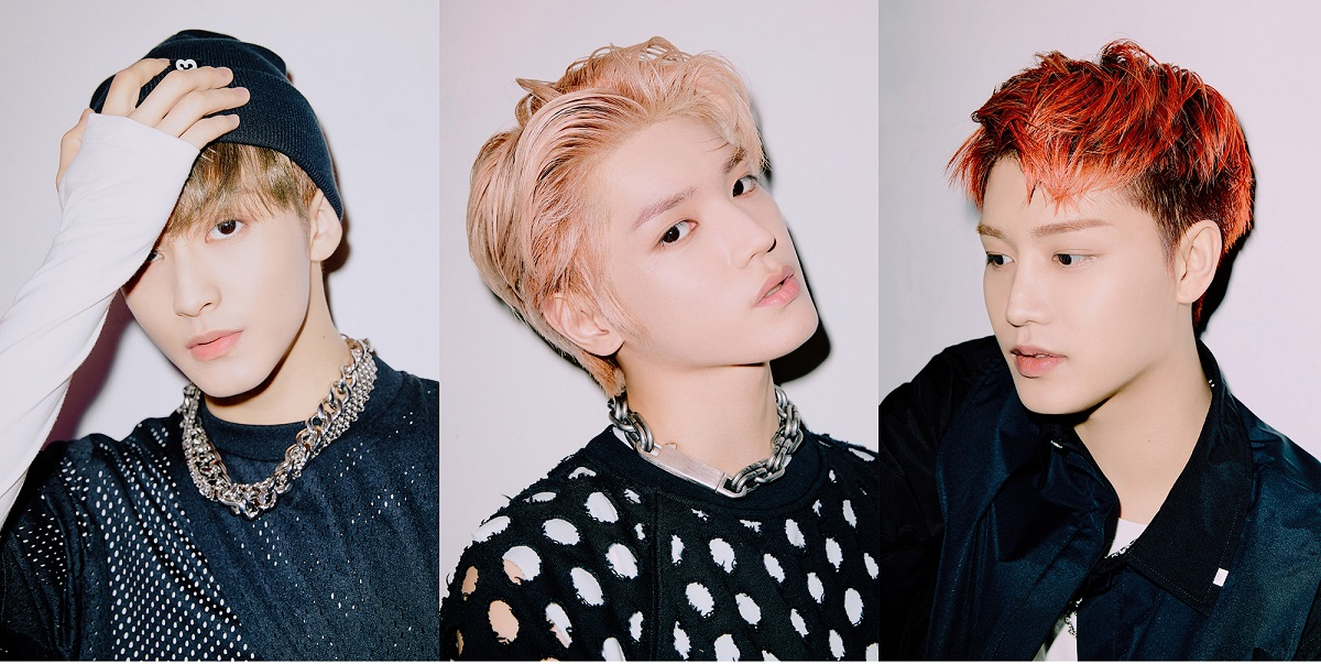 [Pr Image 5] NCT 127 - The 2nd Repackage Album (MARK, TAEYONG, TAEIL)