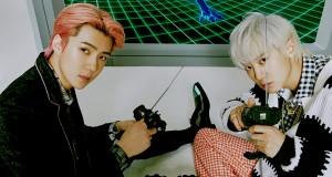 สุดยอดดูโอ้ SEHUN และ CHANYEOL แห่ง EXO ครองชาร์ตเพลงระดับโลก ด้วยอัลบั้มเต็มชุดแรก '1 Billion Views' พร้อมกวาดอันดับ 1 บน iTunes ทั่วโลก 50 ประเทศ