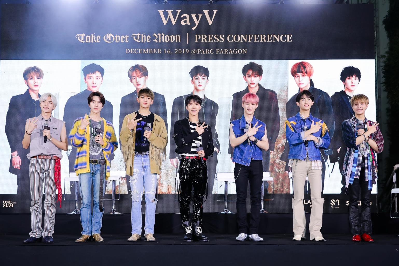 [Press Conference & Fan Signing_Image 2] WayV