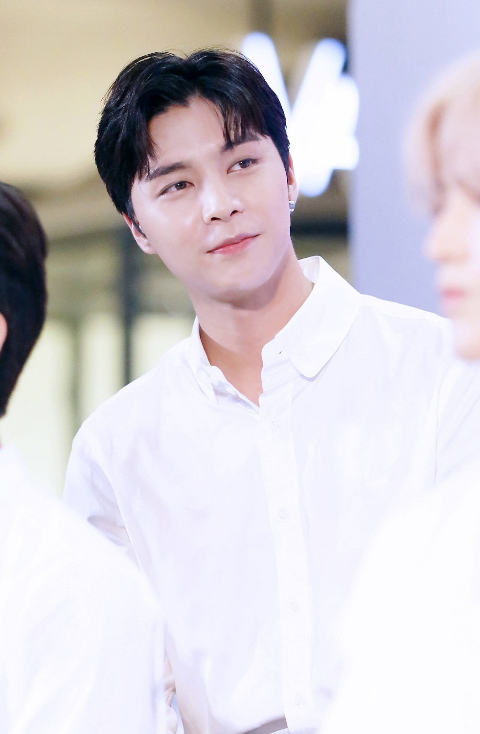 [Press Conference] JOHNNY