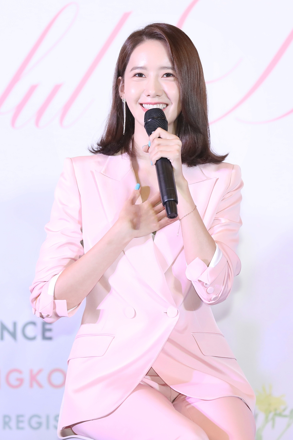 [Press Conference] YOONA 1